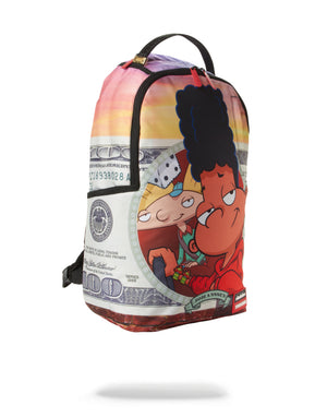 Sprayground® Hey Arnold: Crusin Backpack - Simons Sportswear