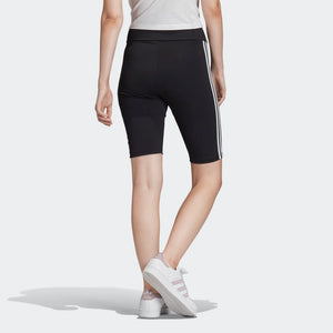Womens Adidas Originals Biker Shorts (Black) - Simons Sportswear