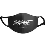 "Achilles Apparel ""Savage"" Face Cover - Simons Sportswear"