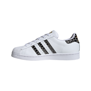 Womens Adidas Originals Superstar Sneakers in Cloud White