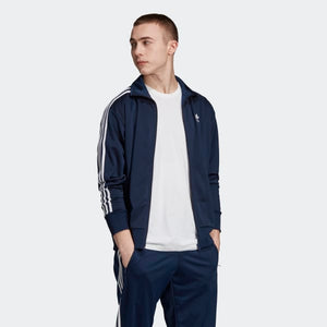 Men's Adidas Firebird Track Jacket (Navy)
