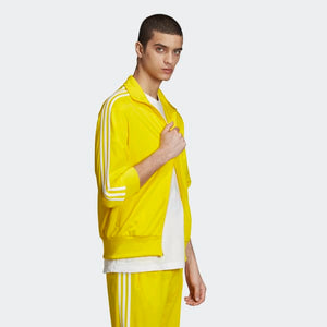 Men's Adidas Firebird Track Jacket (Yellow) - Simons Sportswear