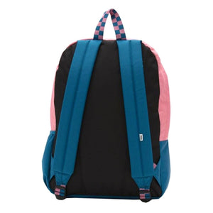 Bag Vans Realm Backpack In Blue Sapphire - Simons Sportswear
