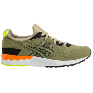 Mens Asics Gel-Lyte V Running Shoe In Aloe Green - Simons Sportswear