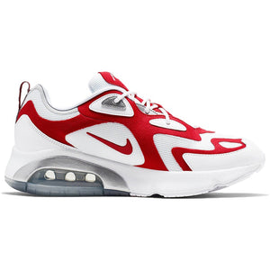 Mens Nike Air Max 270 Sneaker In University Red - Simons Sportswear