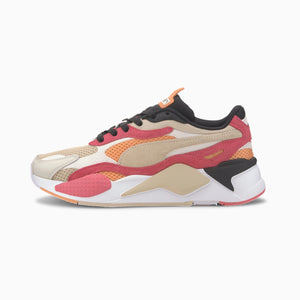 Womens Puma RS-X3 Mesh Pop Sneaker In Marshmallow - Simons Sportswear