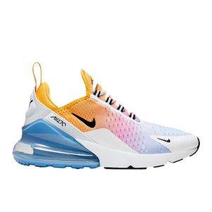 Womens Nike Air Max 270 Running Shoe In Multicolor - Simons Sportswear