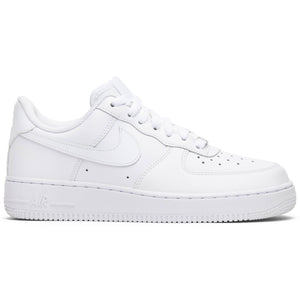 Womens Air Force 1 '07 Low AF1 Sneaker White - Simons Sportswear