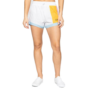 Womens DOPE Nuova Running Shorts in Multicolor - Simons Sportswear