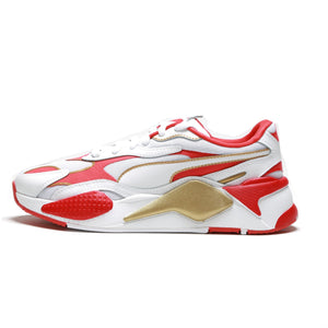Womens Puma RS-X3 Varsity Sneaker In Red - Simons Sportswear