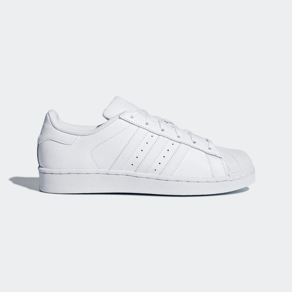 reputable site a284c e2518 Infant Kids Adidas Superstar Foundation Classic Sneaker In White