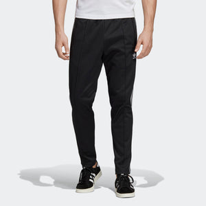 Mens Adidas Bb Beckenbauer Track Pants In Black - Simons Sportswear