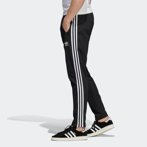 Mens Adidas Bb Beckenbauer Track Pants In Black
