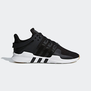 Mens Adidas Eqt Support Adv Sneaker In Black