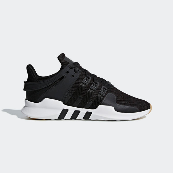 the latest cd55a 98e4a Mens Adidas Eqt Support Adv Sneaker In Black