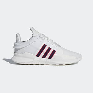 Mens Adidas Eqt Support Adv Sneaker In White Navy Red