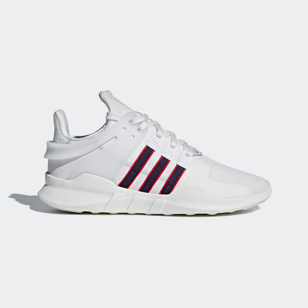 quality design f4a25 b319d Mens Adidas Eqt Support Adv Sneaker In White Navy Red