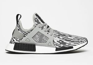 Mens Adidas Nmd Xr1 Pk Oreo Sneaker In Black White Grey