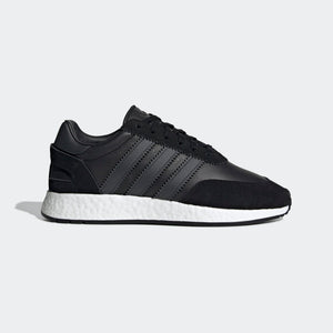 Mens Adidas Originals I-5923 Iniki Runner Running Shoe In Core Black Carbon Cloud White - Simons Sportswear