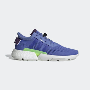 Mens Adidas Originals Pod S3-1 Shoes Sneaker In Blue Real Lilac Cloud White