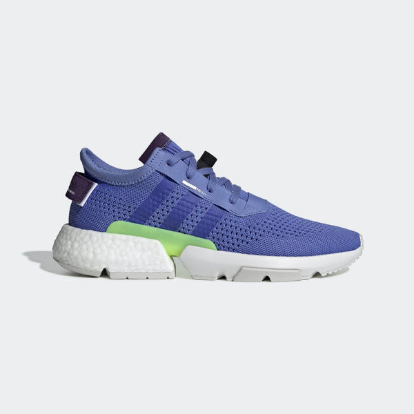 quality design 0ab73 11822 Mens Adidas Originals Pod S3-1 Shoes Sneaker In Blue Real Lilac Cloud White