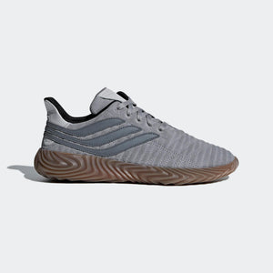 Mens Adidas Originals Sobakov Shoe In Grey Gum