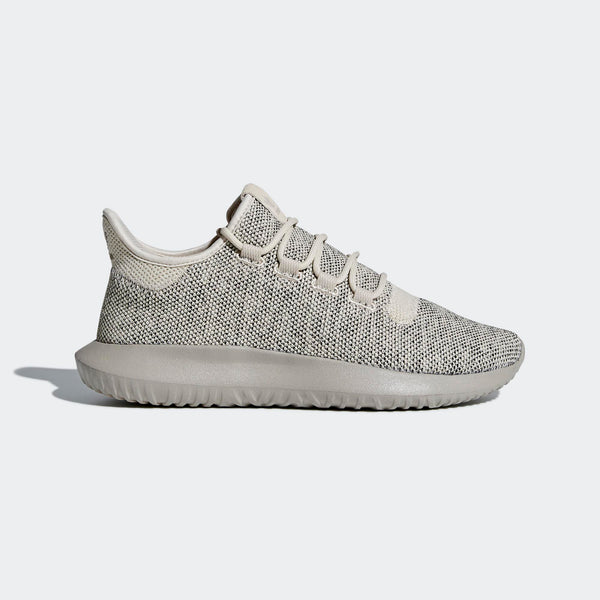 differently 2fa24 0667a Mens Adidas Originals Tubular Shadow Knit Shoes In Clear Brown