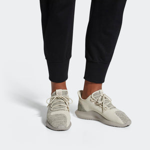 Mens Adidas Originals Tubular Shadow Knit Shoes In Clear Brown - Simons Sportswear