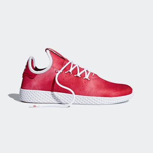 5eadd8c81 Quick View · Mens Adidas Pharrell Williams Tennis Hu Shoe In Red ...