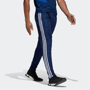 Mens Adidas Soccer Tiro 19 Training Pants Track Pants In Dark Blue