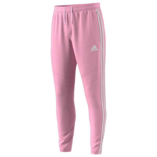 so cheap timeless design latest trends of 2019 Mens Adidas Soccer Tiro 19 Training Pants Track Pants In True Pink White