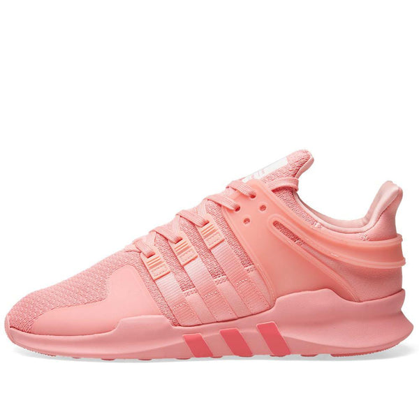 online retailer 5b896 390bd Womens Adidas Eqt Support Adv Shoes In Super Pop Pink