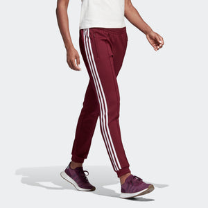 Womens Adidas Originals Clrdo Sst Track Pants In Maroon - Simons Sportswear