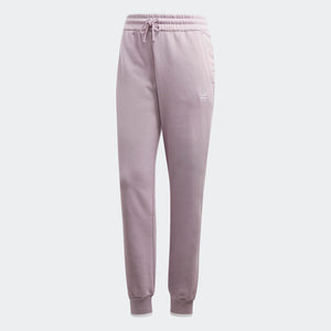 Womens Adidas Originals Cuffed Jogger Track Pants In Soft Vision