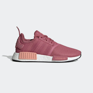 Womens Adidas Originals Nmd R1 Runner Shoe In Trace Maroon Trace Pink