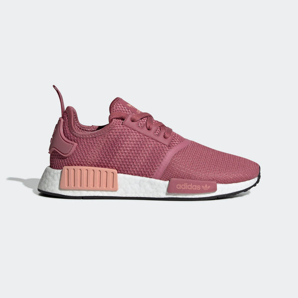 4a12db1667b2 Womens Adidas Originals Nmd R1 Runner Shoe In Trace Maroon Trace Pink