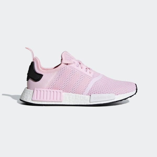 info for bb4af 5f909 Womens Adidas Originals Nmd_R1 Shoes In Clear Pink