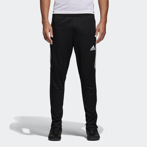 Womens Adidas Soccer Tiro 17 Training Pants Track Pants In Black White