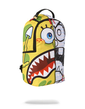 Sprayground® Spongdooble Bob Backpack - Simons Sportswear