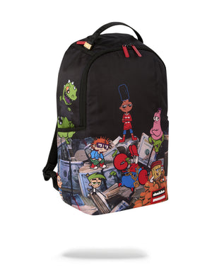 Sprayground® 90's Nick: Money Stacks Backpack - Simons Sportswear