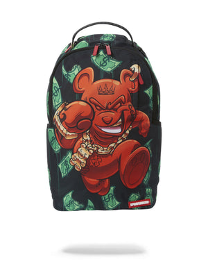 Sprayground® Diablo Bear: On The Run Backpack - Simons Sportswear