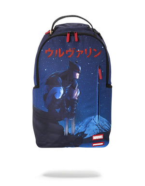 Sprayground® The Wolverine: Samurai Backpack - Simons Sportswear