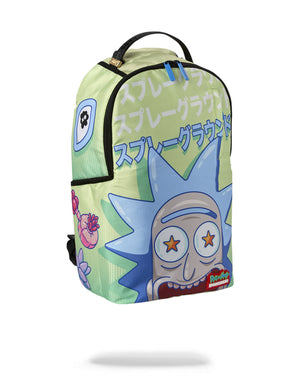 Sprayground® Rick and Morty Look at Me Backpack - Simons Sportswear