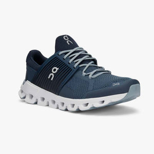 "Mens OnRunning ""Cloudswift"" Training Sneaker (Denim/Midnight) - Simons Sportswear"