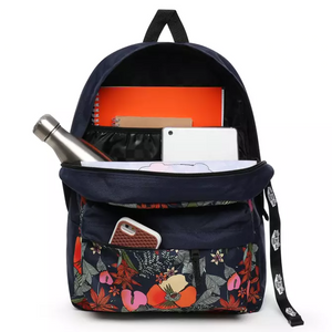 Bag Vans Realm Multi Tropic Backpack In Multicolor - Simons Sportswear