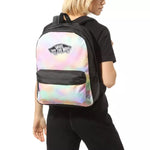 Bag Vans Realm Aura Wash Backpack In Multicolor - Simons Sportswear