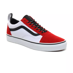 Van's - Old Skool OTW Webbing (Red/Black/White) - Simons Sportswear