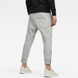 Mens G-Star Inc 5621 Premium Luxury Sweatpants In Grey - Simons Sportswear