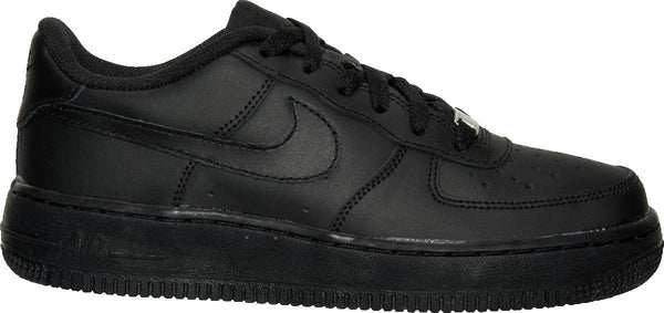 tout neuf 57619 36bbe Big Kids Nike Air Force One Low Af1 Gs Sneaker In Black