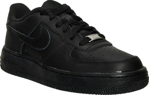 Big Kids Nike Air Force One Low Af1 Gs Sneaker In Black - Simons Sportswear